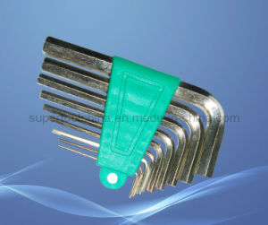 9 PC Short Hex Key Set (191610) pictures & photos