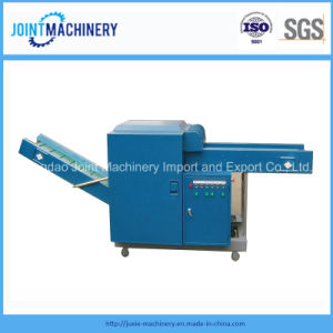 Fabric Cloth Waste Cutting Machine pictures & photos
