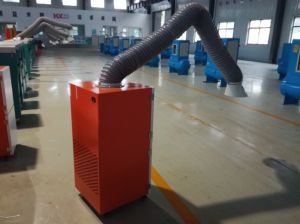 Portable/Mobile Welding Fume Extractor/Laser Smoke Cleaner/Welding Dust Collector pictures & photos