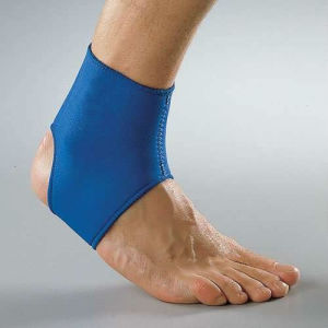 New Design Blue Nylon Ankle Support pictures & photos