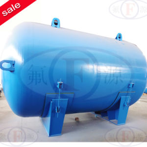 Horizontal Glass Lined Storage Tank pictures & photos
