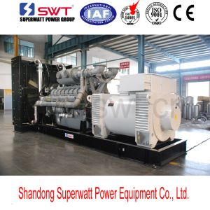 9kVA to 2500kVA Open Type Diesel Generator Set Powered by Perkins pictures & photos