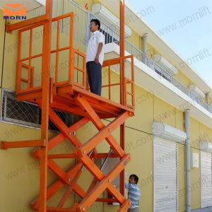 Scissor Hydraulic Lift with 3m Travel Height pictures & photos