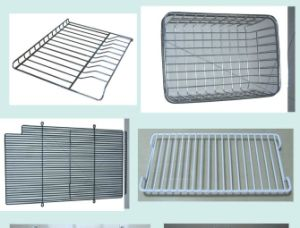 High Quality Refrigerator Steel Shelf All Sizes pictures & photos