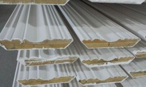 Primed MDF Cornice /Crowm Moulding pictures & photos