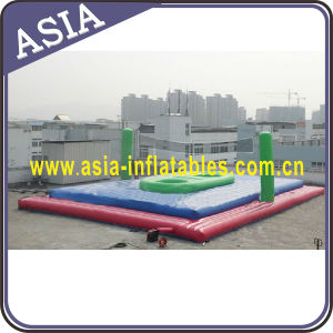 Inflatable Bossaball Game Court for Sale, Inflatable Bossaball Court Price pictures & photos