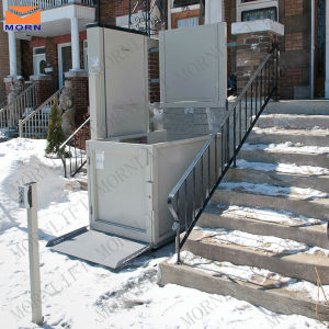 3.5m High Hydraulic Wheelchair Lift pictures & photos