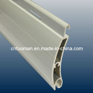 Extruded Aluminium Window and Door Shutter Profile Supplier pictures & photos