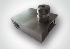 Forged Valve Block Hydraulic Parts pictures & photos