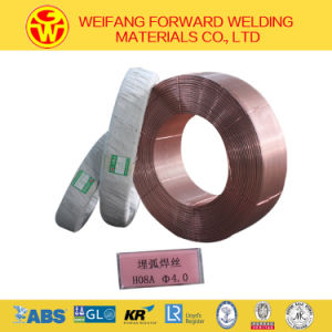 Saw Submerged Arc Welding Wire H08A EL12 pictures & photos