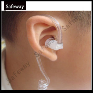Transparent Acoustic Tube for Kenwood Acoustic Tube Headset pictures & photos