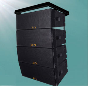 "Dual 12"" 4000W Full Range Line Array Speaker System pictures & photos"