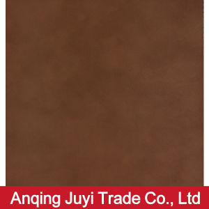 Two-Tone Yungbuck Yangba PU Suede Shoe Synthetic Bonded Leather