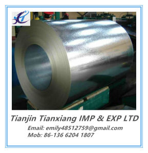 Roofing Application Z120 Hot Dipped Galvanized Steel Coil pictures & photos