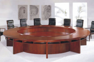 Solid Wood Executive Conference Table (OWMT1401-30) pictures & photos