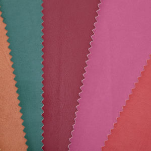 Popular PU Leather for Garments (WDH25) pictures & photos
