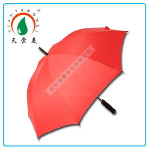 Straight Market Advertising Umbrella Made in China