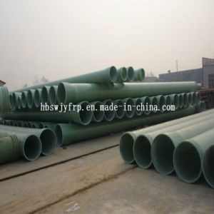 Fiber-Glass Composite Pipe/GRP Pipe for Potable Water pictures & photos