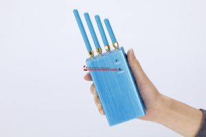 Single-Band Control Signal Jammer, for GPS L1 L2 L3 L4 L5 pictures & photos