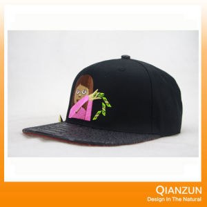 3D Embroidery Snapback Caps 6 Panel Snapback Hats pictures & photos