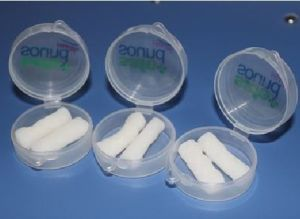 Sleeping and Swimming Wax Cotton Earplugs pictures & photos