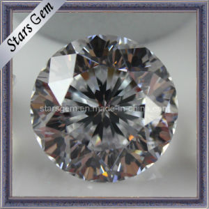 9 Hearts & 1 Flower Cubic Zirconia Gemstone for Jewelry CZ pictures & photos