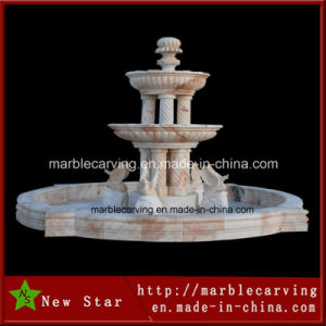 Marble Granite Sulpture Water Fountains for Garden Decoration pictures & photos