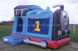 Commercial Inflatables, Thomas Train Bouncer (B1003) pictures & photos
