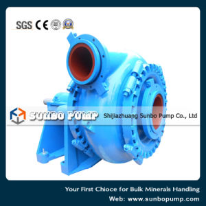 Centrifugal Horizontal Slurry Dredging Gravel Pump pictures & photos
