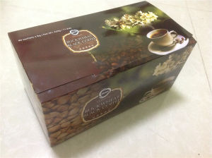 Coffee Box / Art Board Color Coffee Box / Coffee Case (MX-0955) pictures & photos