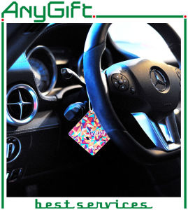 Car Air Freshener with Customized Logo and Size 9 pictures & photos