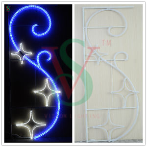 2016 New Design LED Motif Light for Street Decoration pictures & photos