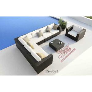 PE Rattan Modern Outdoor Leisure Patio Garden Sofa Furniture