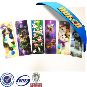 Custom Beautiful 3D Bookmark Design pictures & photos