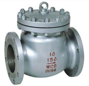 ANSI Flanged Swing Check Valve