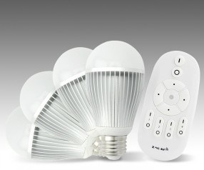 Single Color Dimming 9W 2.4G WiFi Bulb (KSF412D0L)