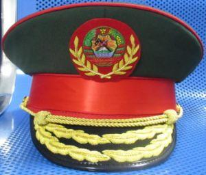 Cap for Peak (56-60), Police Cap, Military Cap pictures & photos