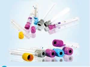 Vacuum Blood Collection Tube with Gel pictures & photos