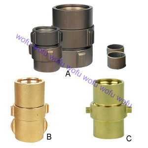 Aluminum Fire Hose Coupling pictures & photos