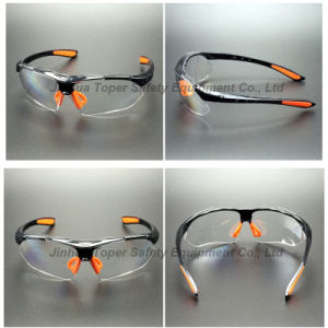 ANSI Z87.1 Anti-Fog PC Lens Sports Safety Glasses (SG115) pictures & photos