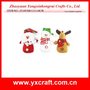 Christmas Decoration (ZY14Y520-1-2-3) Christmas Tree Hanging Birthday Gift pictures & photos