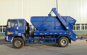 Sinotruk 4X2 12 M3 Arm Type Garbage Truck pictures & photos