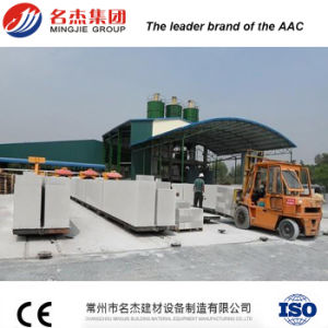 AAC Autoclaved Aerated Concrete Block Machine for Tailing Sand Block pictures & photos