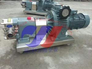 Sanitary Universal Rotor Pump pictures & photos