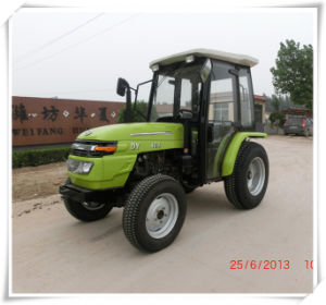 Tractor 40HP 4WD with High Qualty and Ce Certification pictures & photos