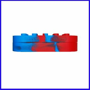 Silicone Jar DAB Wax Containers /Silicone Container for Wax pictures & photos