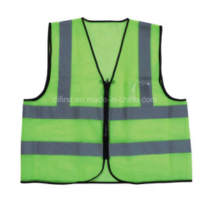 High Visibility Vest for Traffic (DFV1009) pictures & photos