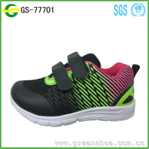 China Factory Unisex Fashion Shoes Boy Sport Shoes pictures & photos