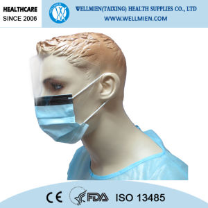 Disposable Medical Mouth Face Mask Disposable Health & Medical Surgical Face Mask for Hospital pictures & photos