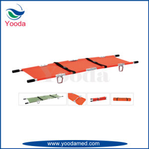 Telescopic Emergency Products Rescue Stretcher Folding Stretcher pictures & photos